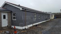 Solid Wall Installation