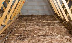 1st Layer Loft Insulation