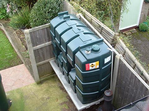 BMS Environmental - Tank Installation