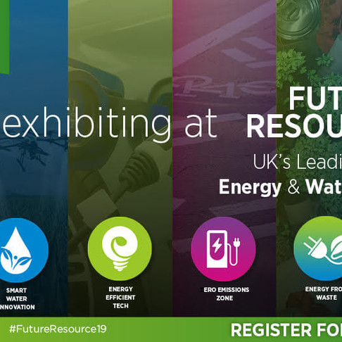 BMS Consulting are at Future Resource 11/12 September 19