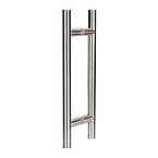 Ladder Pull Handle for Shower Glass Door