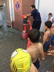 Spaß mit dem Hydranten