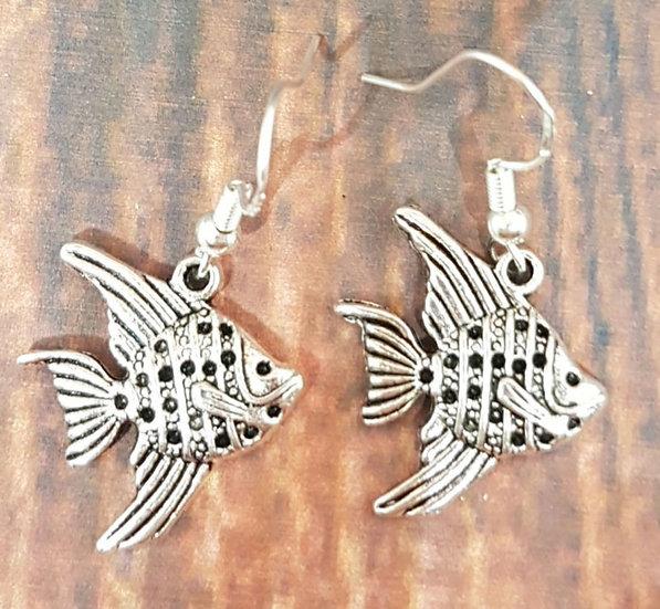 Fabulous Fish earrings