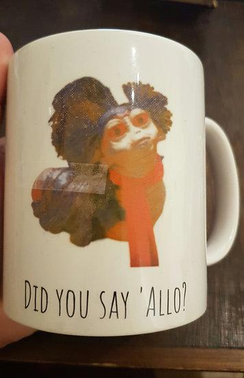 Mug seconds