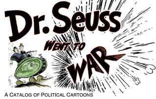 Dr. Seuss 1, Hitler 0.
