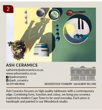 Ash Ceramics
