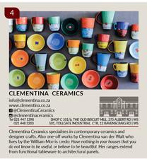 Clementina Ceramics Woodstock Listing 20