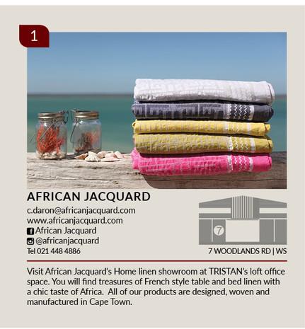 African Jacquard