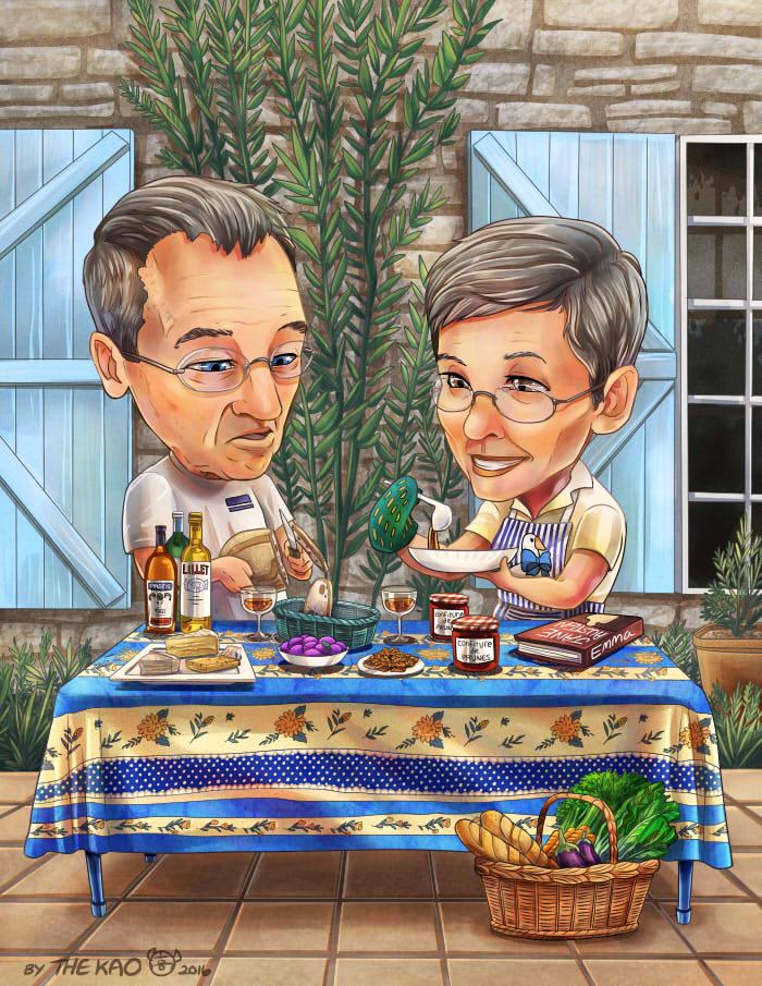 Judy & Marty
