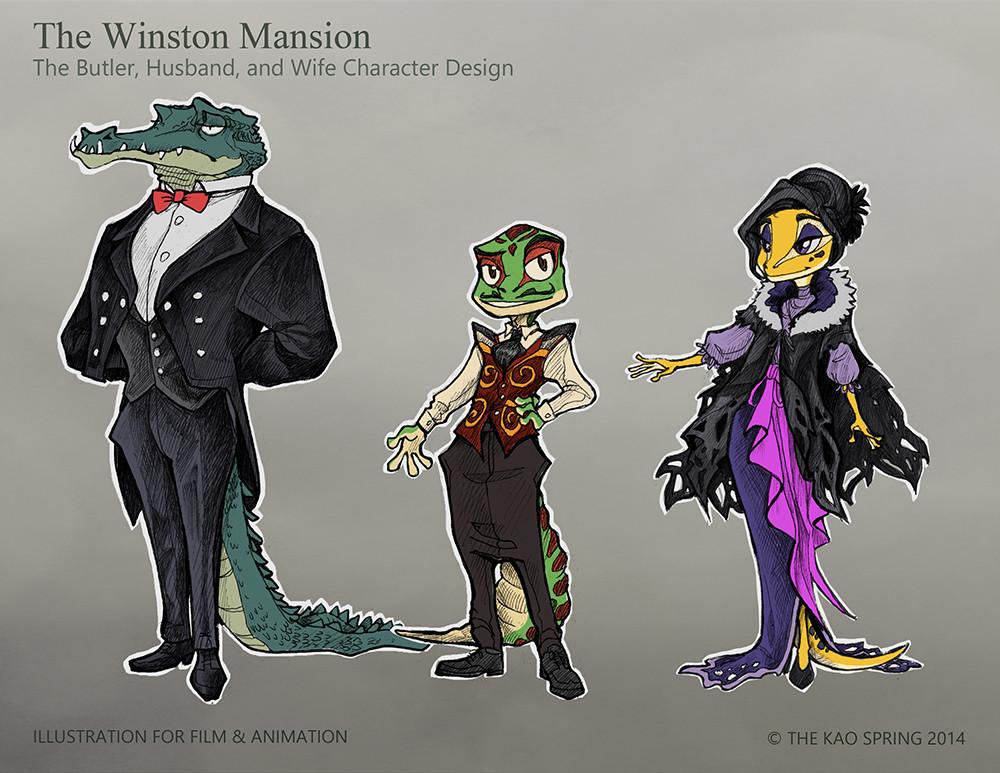 Winston Masion