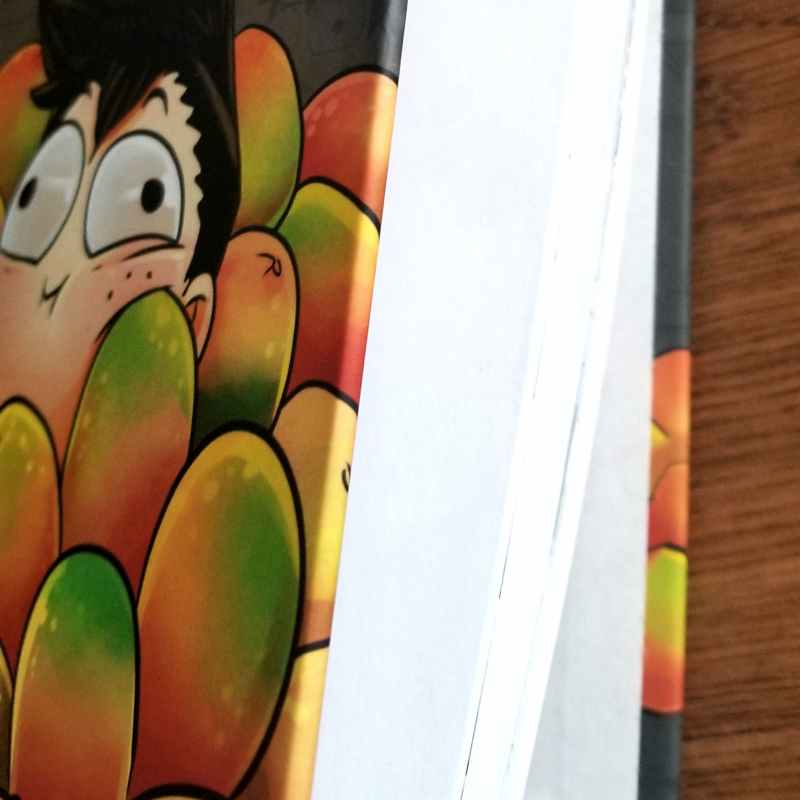 Hardcover detail 2