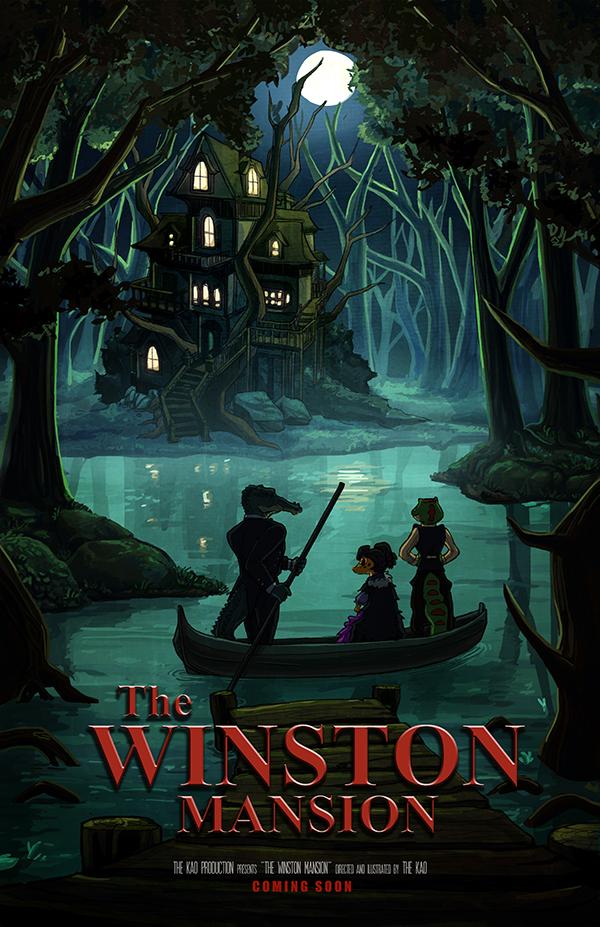 The Winston Mansion