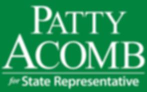 Patty acomb for State Representative