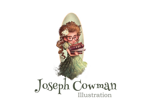 Children's book illustrator Joseph Cowman
