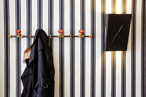 Stéphanie Rainaut - Agence d'architecture intérieure et décoration : Projet Voltaire, rénovation de 36m2, Paris 11ème 2014
