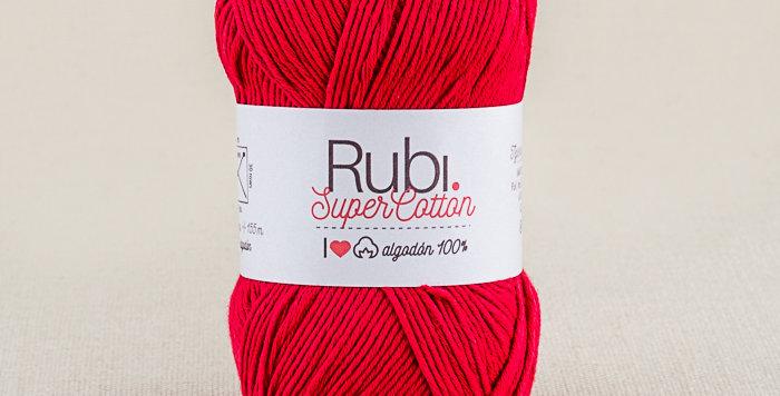 Rubí Super Cotton 600