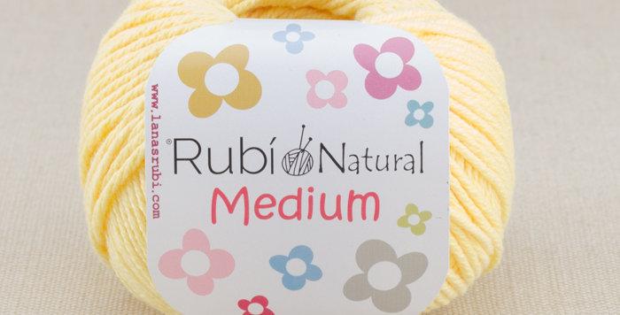 Rubí Natural Medium 007
