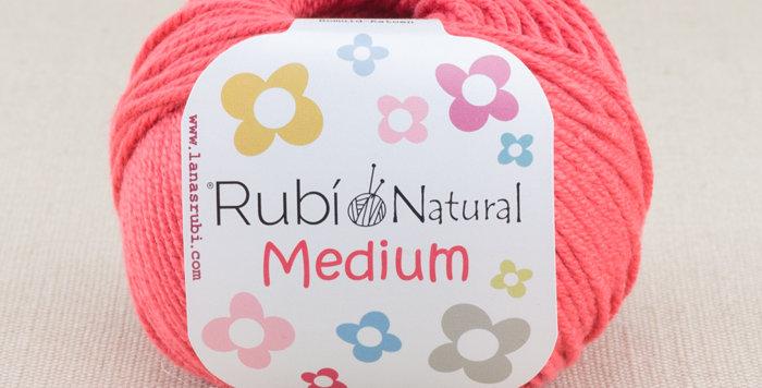 Rubí Natural Medium 026