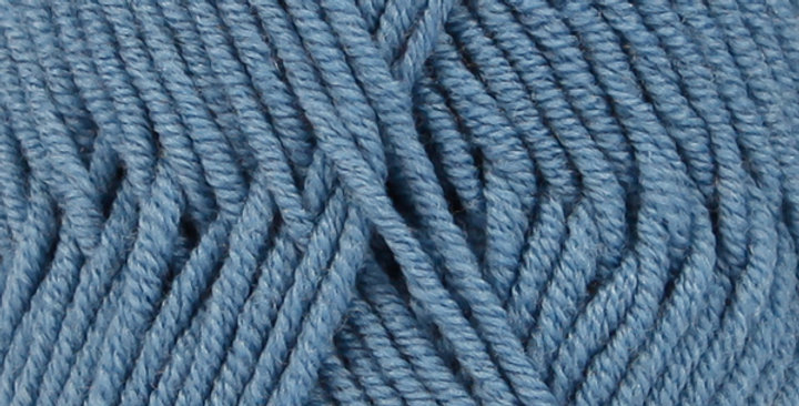 Merino Extra Fine Gris/Azul 23