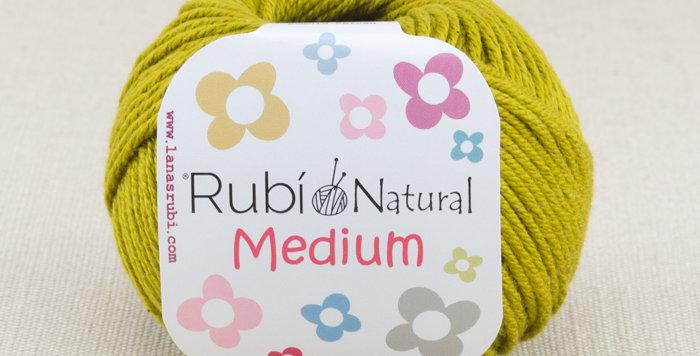 Rubí Natural Medium 017