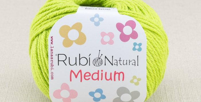 Rubí Natural Medium 016