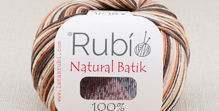 Rubí Natural Batik 006