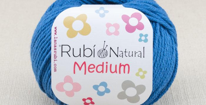 Rubí Natural Medium 015