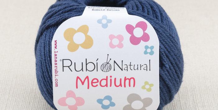 Rubí Natural Medium 014