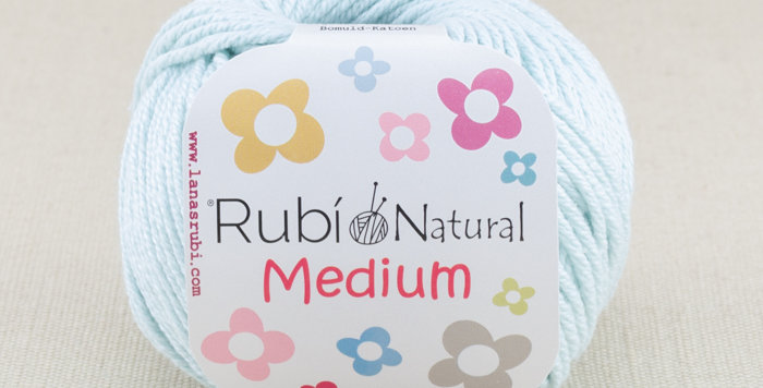 Rubí Natural Medium 019