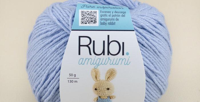 Rubí amigurumi 510