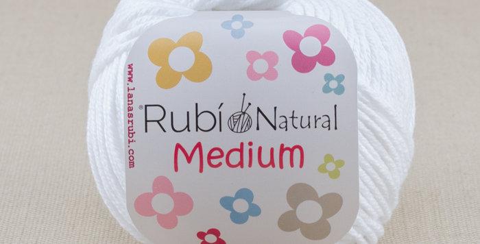 Rubí Natural Medium 001