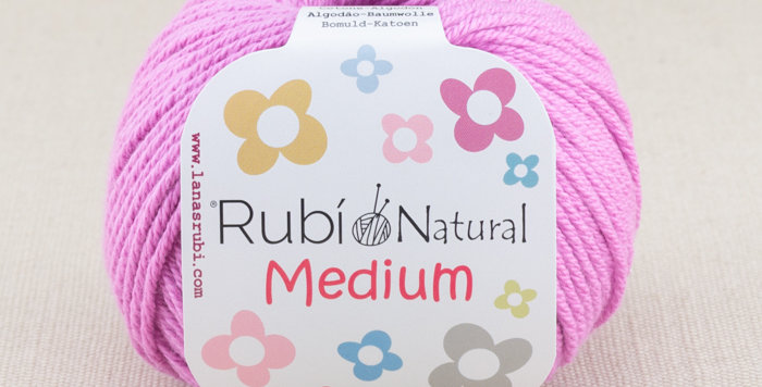 Rubí Natural Medium 022