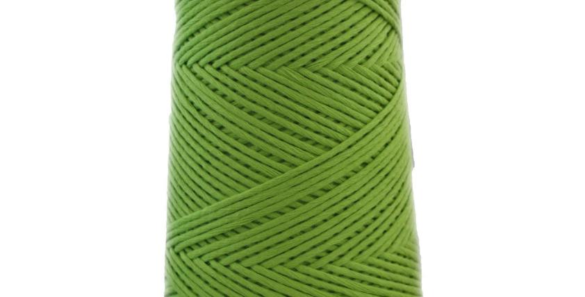 """Algodón organic Detox """"L"""" Verde hierba"""