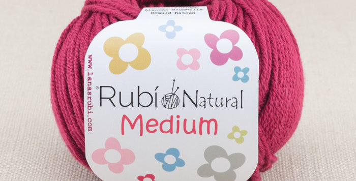 Rubí Natural Medium 028