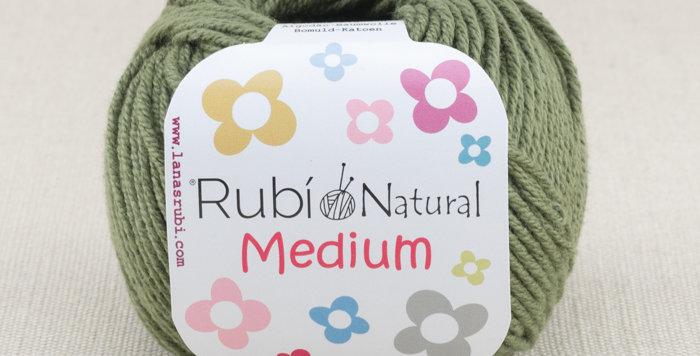 Rubí Natural Medium 018
