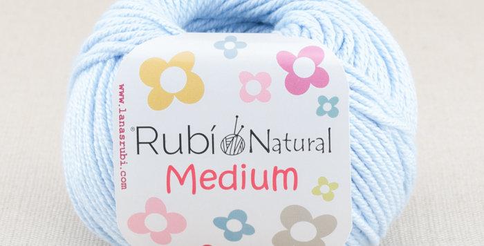 Rubí Natural Medium 012