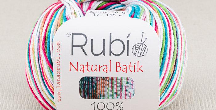 Rubí Natural Batik 003