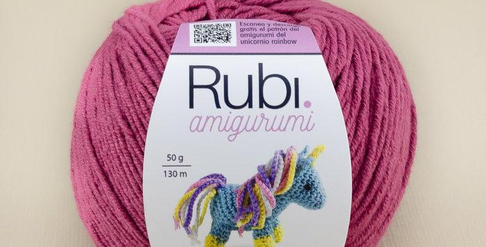 Rubí amigurumi 652