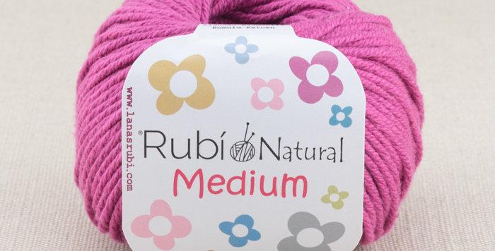 Rubí Natural Medium 023