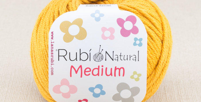 Rubí Natural Medium 009