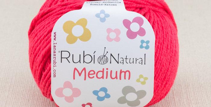 Rubí Natural Medium 027