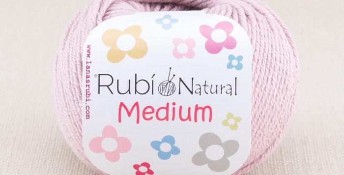 Rubí Natural Medium 005