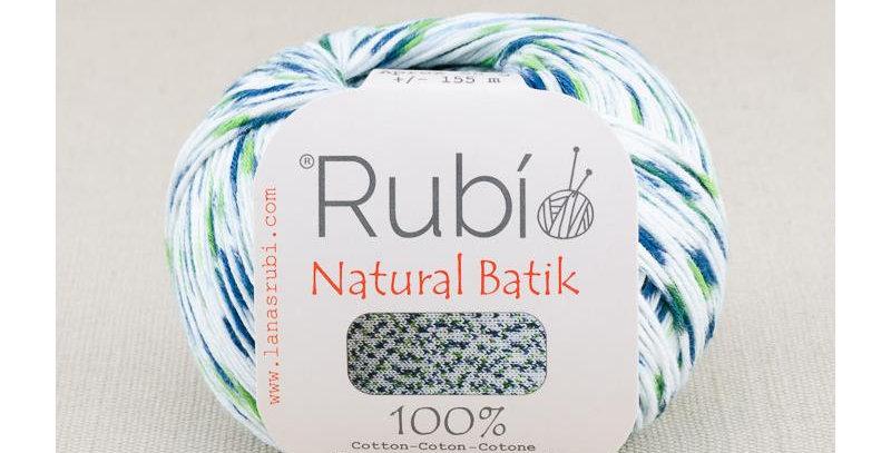 Rubí Natural Batik 001