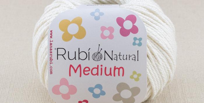 Rubí Natural Medium 002