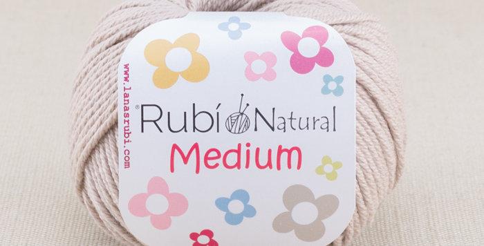 Rubí Natural Medium 003
