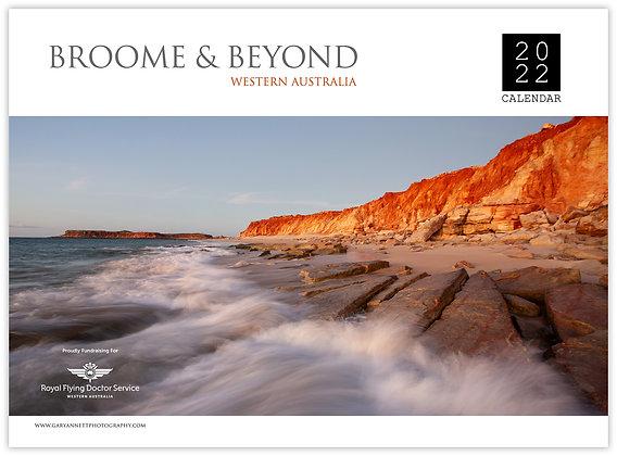 Broome & Beyond   |   Wall Calendar 2022
