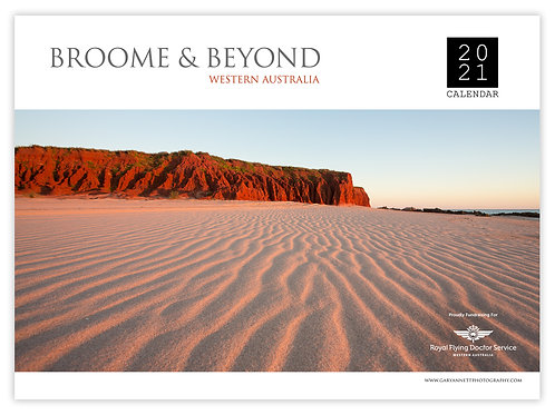 Broome & Beyond   |   Wall Calendar 2021