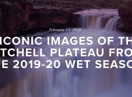 '9 Iconic Images of the Mitchell Plateau'