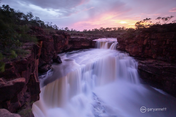 Mitchell-Falls-Sunset-Wet-Season-Kimberl
