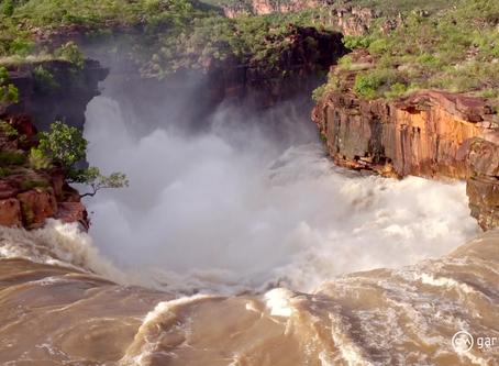 Mitchell Falls | Wet Season